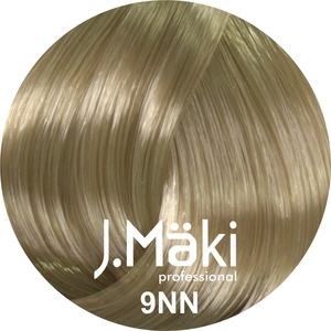 J.Maki Стойкий краситель для волос 9NN Блондин интенсивный 60 мл (J.Mäki Professional)