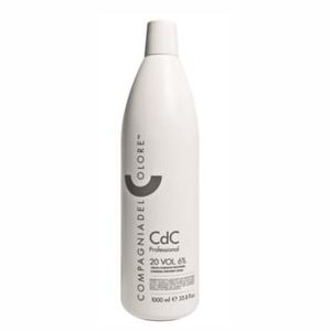 Ароматный окислительный крем 6% 1000 мл Compagnia Del Colore (CDC Оксид Del Color)