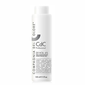Ароматный окислительный крем 6% 150 мл Compagnia Del Colore (CDC Оксид Del Color)
