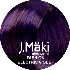 J.Maki Стойкий краситель Fashion electric violet/Фиолетовый 60 мл (J.Mäki Professional)