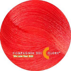 Compagnia Del Colore Корректор КРАСНЫЙ 100 мл (CDC краска Del Color)