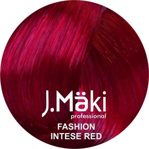 J.Maki Стойкий краситель Fashion intense red/Красный 60 мл (J.Mäki Professional)
