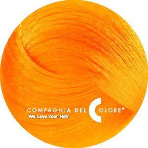 Compagnia Del Colore Корректор ОРАНЖЕВЫЙ 100 мл (CDC краска Del Color)