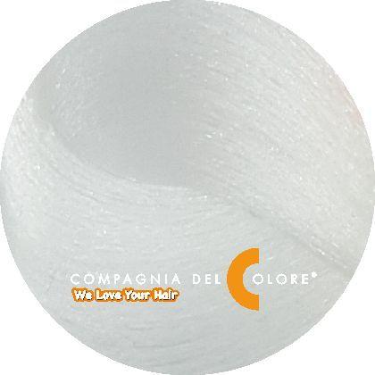 Compagnia Del Colore Стойкий краситель для волос ПРОЗРАЧНЫЙ 100 мл (CDC краска Del Color)