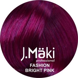 J.Maki Стойкий краситель Fashion bright pink/Розовый 60 мл (J.Mäki Professional)