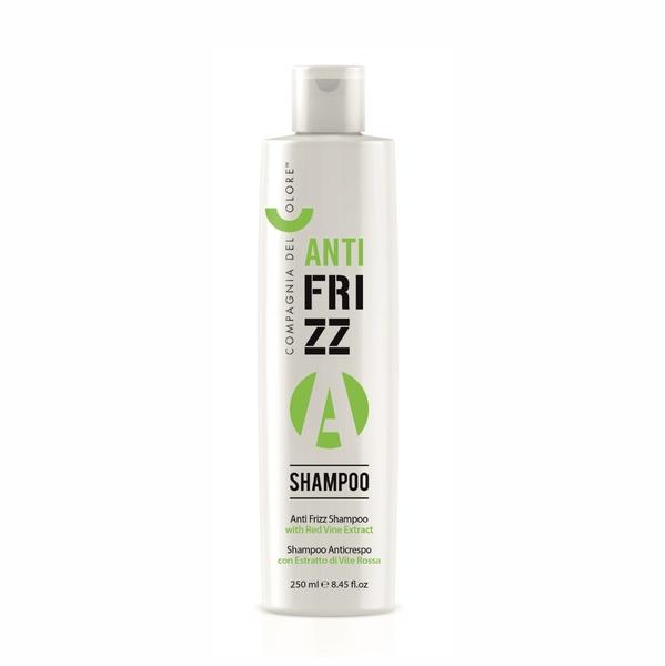 Шампунь против эффекта пушистых волос ANTIFRIZZ 250 мл Compagnia Del Colore (CDC Шампунь Del Color)