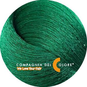 Compagnia Del Colore Корректор ЗЕЛЕНЫЙ 100 мл (CDC краска Del Color)